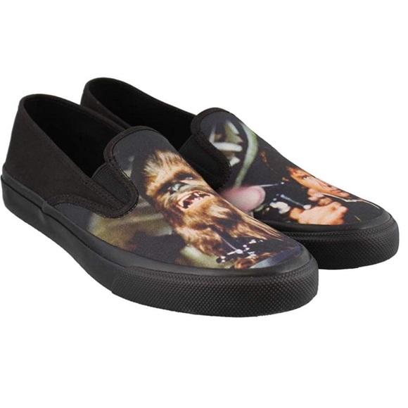 Star Wars Sneakers >> Sperry Shoes Star Wars Sneakers Poshmark